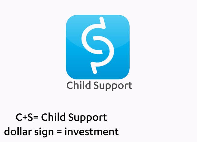#122 for Design a Logo for mobile App (Child Support) by Wasabesprite