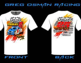 nº 9 pour Design a T-Shirt for Osman Racing par TSZDESIGNS