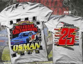 nº 20 pour Design a T-Shirt for Osman Racing par akgallentes