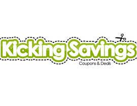 #254 para Logo Design for Kicking Savings por Krishley