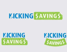 #106 for Logo Design for Kicking Savings af ravijoh