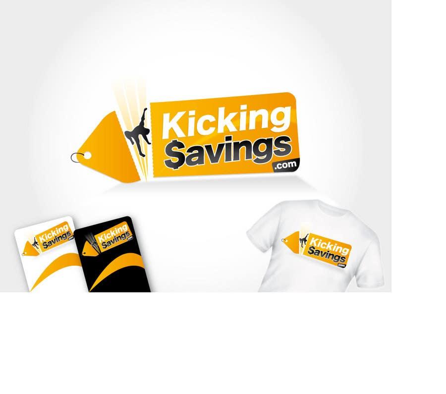Contest Entry #121 for Logo Design for Kicking Savings