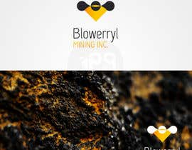 #364 para Logo Design for Blowerryl Mining Inc -Mining ,Trading / Import Export(IronOre,NickelOre,Coal) por giusepponi