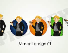 #5 untuk Mascot or character that has multinational outfit .. oleh mani15