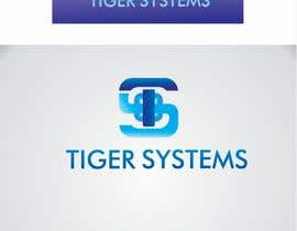 #33 for Design a Logo for Tiger Systems by TheAVashe