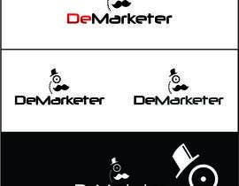 "ZahidAkash009 tarafından Design a Logo for ""DeMarketer"" - for the defense marketing expert için no 41"