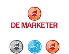 "arteastik tarafından Design a Logo for ""DeMarketer"" - for the defense marketing expert için no 148"