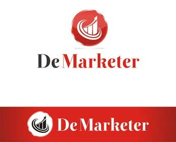 "nº 78 pour Design a Logo for ""DeMarketer"" - for the defense marketing expert par usmanarshadali"