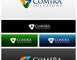 #195 para Logo Design for CoMira Solutions por maidenbrands