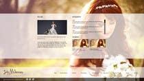 Website Design Inscrição do Concurso Nº12 para Design a Website Mockup for a Photographer