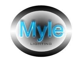 #4 para Design a Logo for myle lighting por zozephin