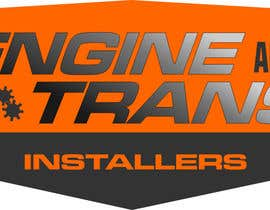 #84 para Design a Logo for Engine & Transmission Installers por adeelsb
