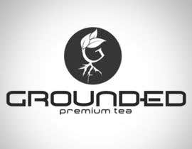 #68 for Design a Logo for grounded premium tea by kingryanrobles22
