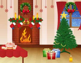 #5 para I need some Graphic Design for a Christmas room por SadunKodagoda
