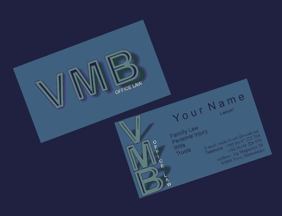 Entry #93 by carolrieolrie for Business Cards for an