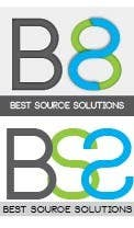 Kilpailutyö #28 kilpailussa Best Source Solutions - logo for cards and web