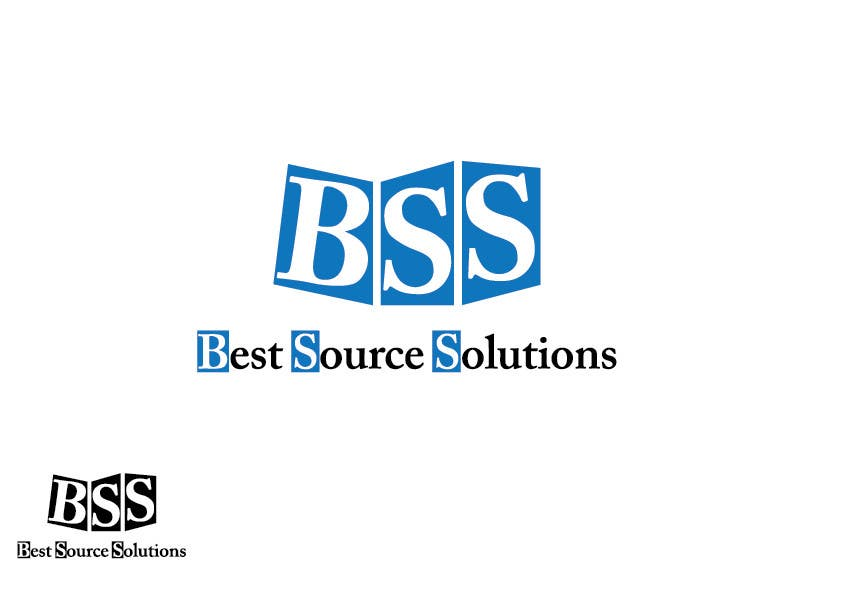 #84 for Best Source Solutions - logo for cards and web by Khanggraphic