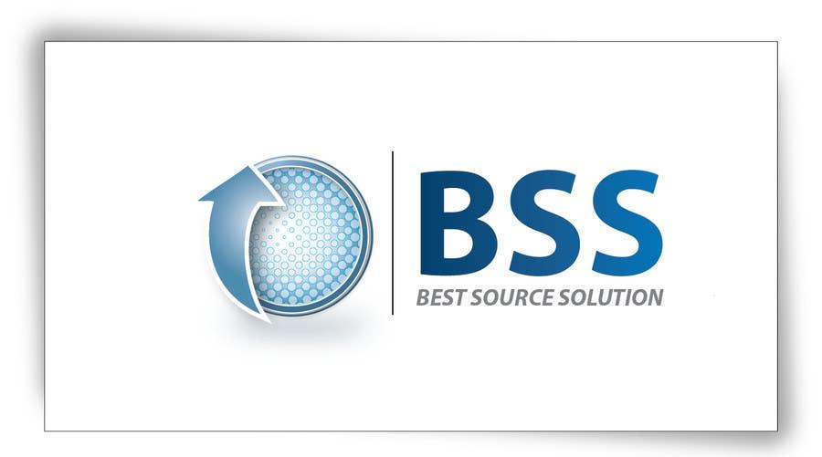 Kilpailutyö #19 kilpailussa Best Source Solutions - logo for cards and web