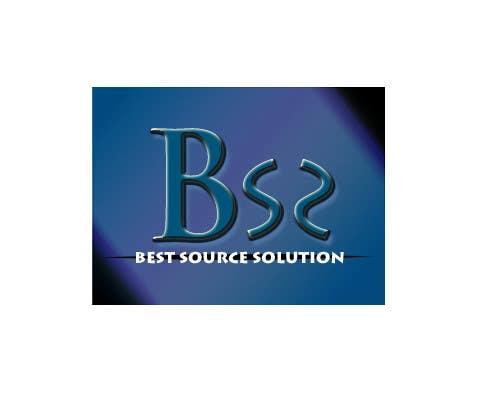 Kilpailutyö #8 kilpailussa Best Source Solutions - logo for cards and web