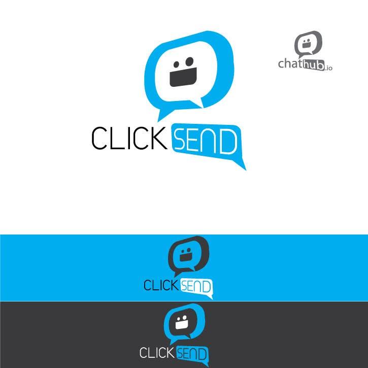 Bài tham dự cuộc thi #231 cho Design a Logo for company: ClickSend