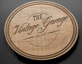 #98 for Design a Logo for Vintage Garage by tutunjieva
