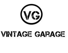 nº 32 pour Design a Logo for Vintage Garage par honeykapoor1997