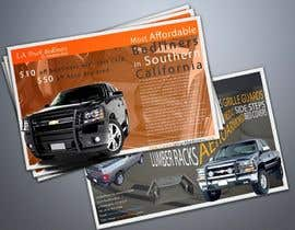#7 for Design a Brochure for LA Truck Bedliners by inangmesraent