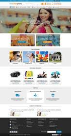 abcdNd tarafından Design a promotional product website için no 9