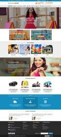 abcdNd tarafından Design a promotional product website için no 12