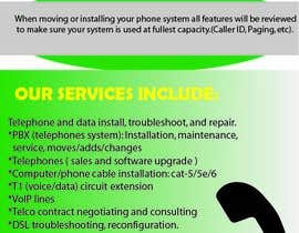 #3 untuk Easy Phone System Flyer oleh itrimmers