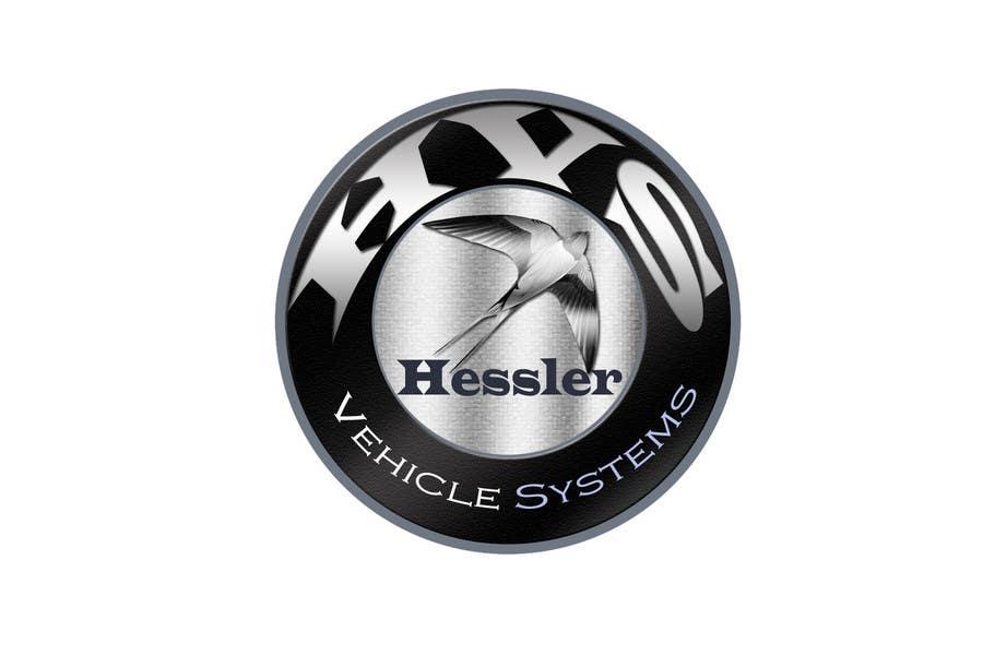Penyertaan Peraduan #258 untuk Logo Design for Hessler Vehicle Systems