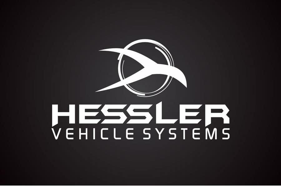 Penyertaan Peraduan #322 untuk Logo Design for Hessler Vehicle Systems