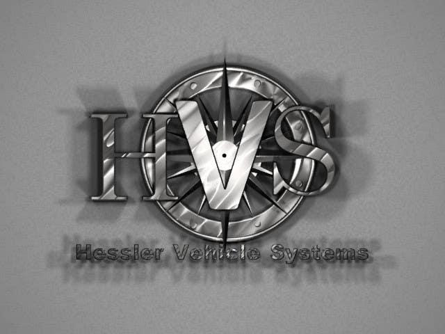 Penyertaan Peraduan #252 untuk Logo Design for Hessler Vehicle Systems