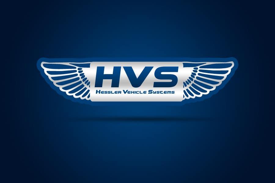 Inscrição nº 290 do Concurso para Logo Design for Hessler Vehicle Systems
