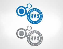 #79 cho Logo Design for Hessler Vehicle Systems bởi seryozha