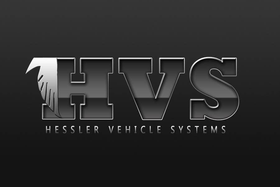 Penyertaan Peraduan #269 untuk Logo Design for Hessler Vehicle Systems