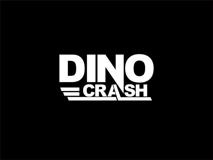Proposition n°51 du concours Logo for Dino Crash (DJ)