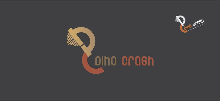 Proposition n°22 du concours Logo for Dino Crash (DJ)