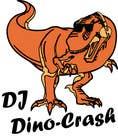 Proposition n° 3 du concours Graphic Design pour Logo for Dino Crash (DJ)