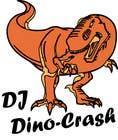 Proposition n° 4 du concours Graphic Design pour Logo for Dino Crash (DJ)