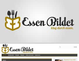 #7 for Design eines Logos for website www.essenbildet.de by samazran