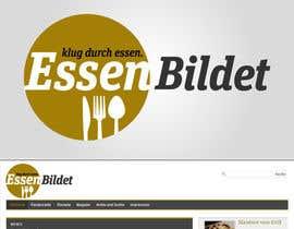 #10 untuk Design eines Logos for website www.essenbildet.de oleh samazran