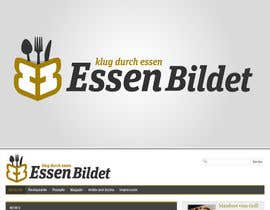 #11 para Design eines Logos for website www.essenbildet.de por samazran