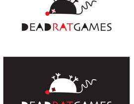 nº 91 pour Design a Logo for DeadRatGames par r063rabad