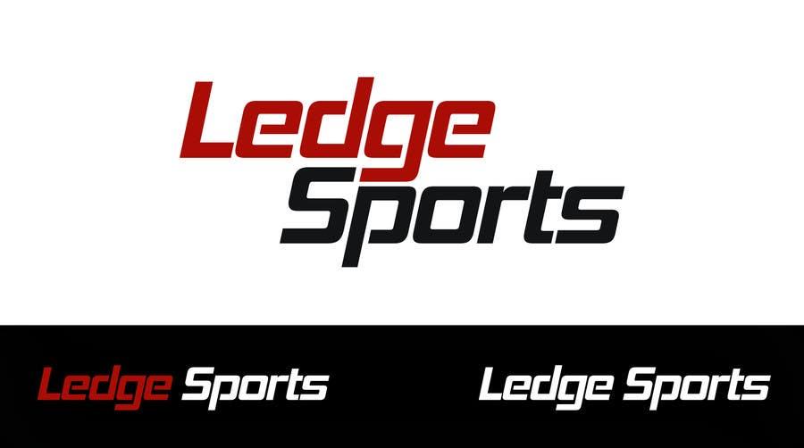 Kilpailutyö #29 kilpailussa Design a Logo for Ledge Sports