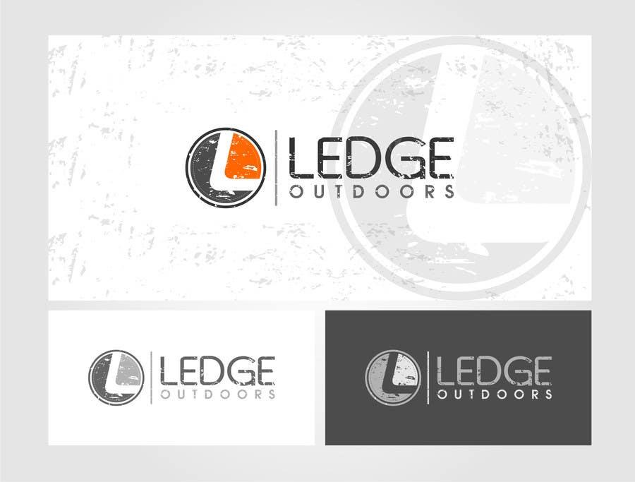 Kilpailutyö #58 kilpailussa Design a Logo for Ledge Sports