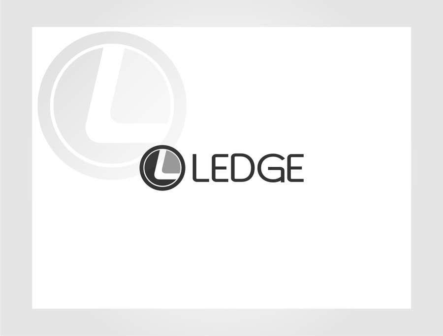 Kilpailutyö #99 kilpailussa Design a Logo for Ledge Sports