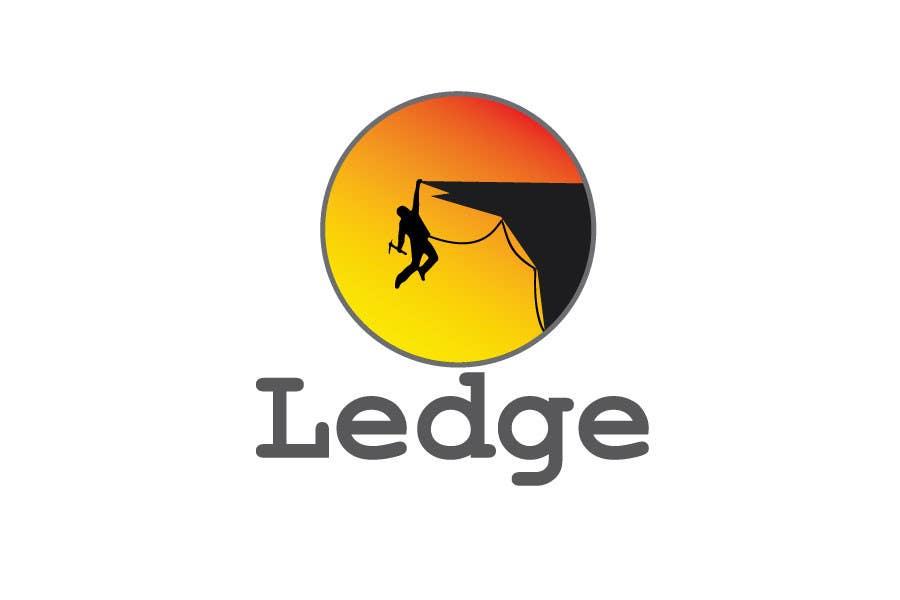 Kilpailutyö #27 kilpailussa Design a Logo for Ledge Sports