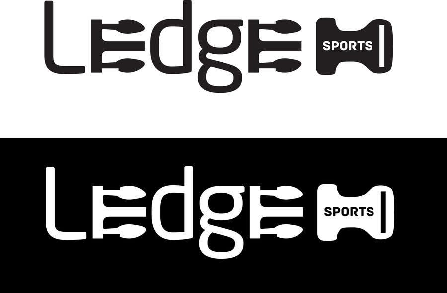 Kilpailutyö #62 kilpailussa Design a Logo for Ledge Sports