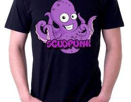 #52 para Design a scudpunk T-Shirt! por VRam1001V